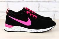 Женские кроссовки замшевые Nike. Стиль 2016, фото 1