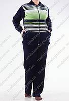 Спортивный женский костюм (батал)