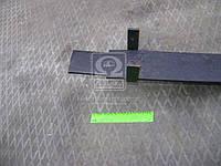Лист рессоры №3 передний ГАЗ 33104 ВАЛДАЙ 1450мм с хомутом (производитель ГАЗ) 33104-2902051-01