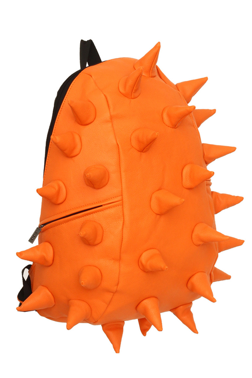 "Рюкзак ""Rex Full"", цвет Orange Peel (оранжевый) - Madpax"