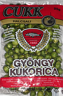 Воздушное тесто Cukk Поп корн Анис (Зелёный)