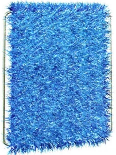 Волокна биофильтра септика
