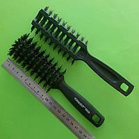Щетка расческа для волос 9 рядная TONI&GUY комбинированная