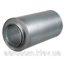 Шумоглушитель круглый СР (длина 600мм)