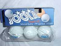 Мячики для настольного тенниса JOOLA SUPER 40