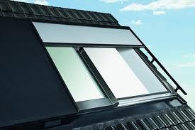 Панорамное мансардное окно Roto Azuro R08 / R09