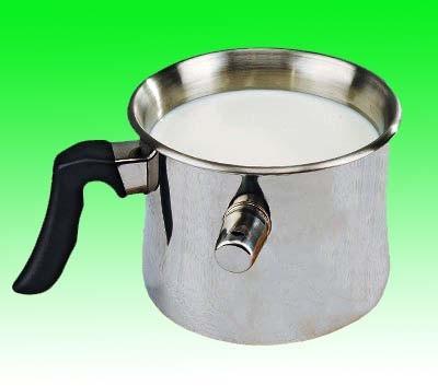 Молоковарка 1,5л. Empire EM-0116, серебристая. Молоко не убежит!!!