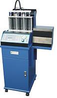 Стенд для проверки и ультразвуковой очистки бензиновых форсунок QCM 200