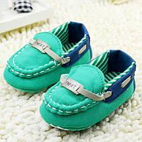 Детские туфли-пинетки.Туфли для мальчика.Пинетки., фото 1