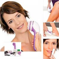 Прибор для удаления волос на теле, прибор по уходу за кожей Derma Seta (Дерма Сета)