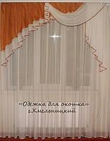Ламбрикен Ассиметрия 2м коричневый