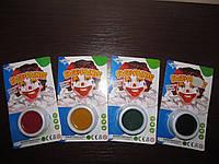 Краска для лица, для карнавалов, праздников, 1 шт. в блистере