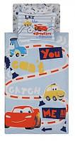 Постельное белье для младенцев ТАС Disney Cars Baby