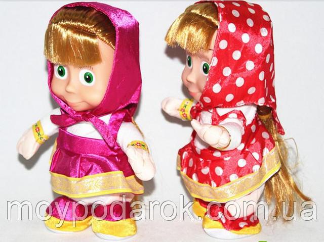 Интерактивная кукла Маша повторюшка, поет, танцует