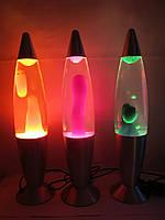 Лава лампа 48 см (парафиновая лампа, магма) Lamp Lava