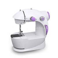 Швейная машинка (мини) 4 в 1 (mini sewing machine) с блоком питания