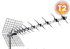 Эфирные антенны для цифрового ТВ DVB-T2 усилители .делители ...TV/SAT диплексер.
