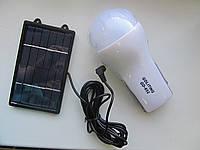Лампа на солнечной батарее GD-652, светодиодная лампа, LED лампа