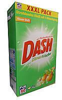 Cтиральный порошок Dash Zitrus-Frische - 6.5 кг.(100 стирок)