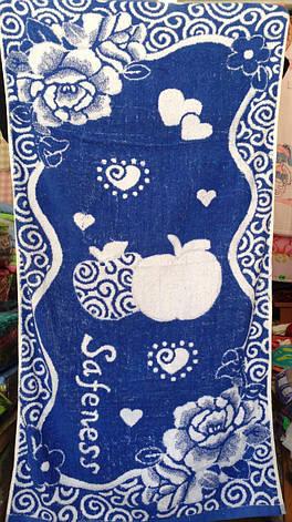 Полотенце банное махровое «Гармония», фото 2