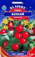 Семена томат Бонсай красный, низкий, комнатный