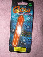 Неоновая свеча Glow Candle