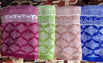 Махровое полотенце банное 70х140, фото 2