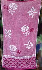 Махровое полотенце банное 70х140, фото 3