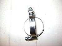 Хомут на патрубки NORMA 8-16  мм нержавейка, фото 1