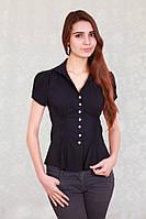 Красивая и стильная блузка из турецкого бенгалина
