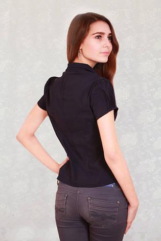 Красивая и стильная блузка из турецкого бенгалина, фото 2