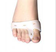 Корректор большого пальца с защитой косточек первого и пятого пальца стопы Footmate Toe Supporter