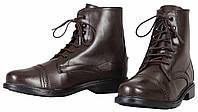 Ботинки на шнурках женские для конного спорта