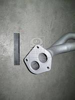 Труба приемная ГАЗ 3302 дв.4215 (производитель Ижора) 33021-1203010-40