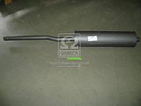 Глушитель-резонатор ГАЗ 3302 закатной совмещенный (производитель Ижора) 36-1201008-91