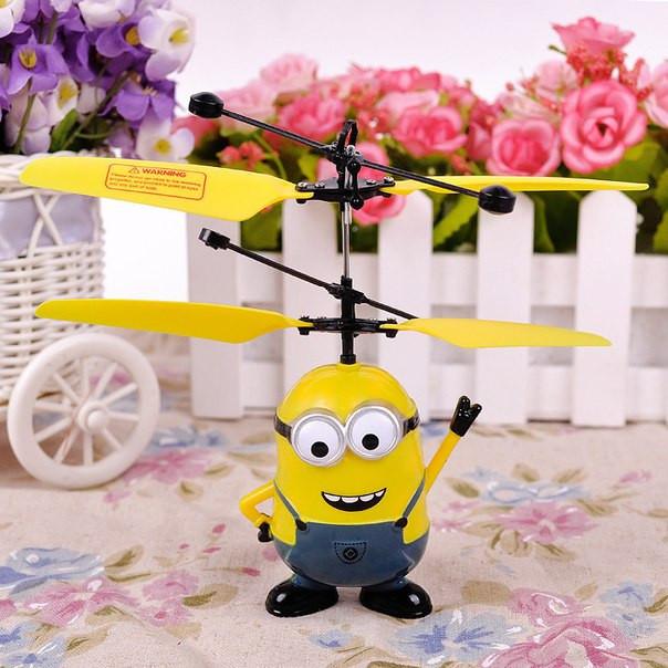 """Летающий Миньон, """"Гадкий Я"""", миньон  вертолет"""
