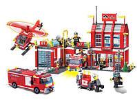 Конструкторы пожарной серии