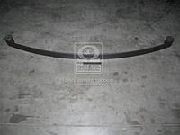 Лист рессоры №1 передний/задний многоли старого ГАЗ 3302 (75х8-1500) с сайлентблок (производитель Чусовая)