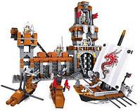 Конструкторы серии рыцари, пираты