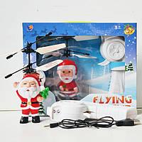 Летающий Санта Flying Santa HY-838, летающий дед мороз с пультом дистанционного управления