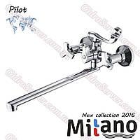 Смеситель для ванны Pilot ML 200 ― 90P EURO.