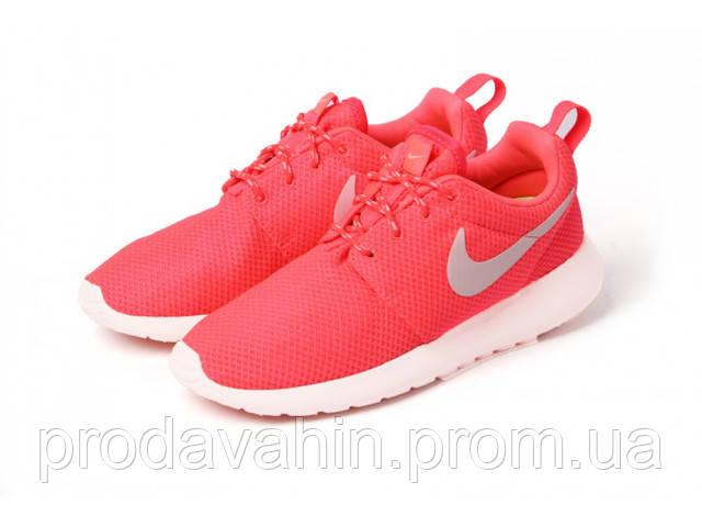 Женские кроссовки Nike Roshe run II коралловые , цена 1 375 грн ... a4359390dae