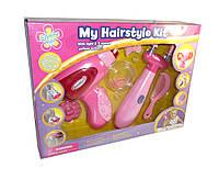 "Набор парикмахера ""My Hairstyle Kit"", на батарейках 7468-A"