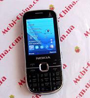 Копия Nokia X2 dual sim, black, фото 1