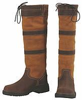 Сапоги женские Lexington, для верховой езды, водонепроницаемые кожанные