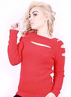 Модный весенний свитер-Резонанс