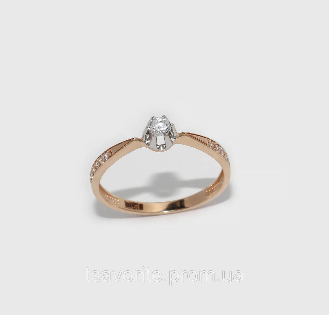 Золотое кольцо 700025