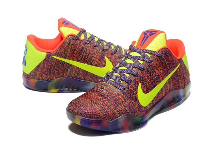 03b17d26a5c1 Баскетбольные Кроссовки Nike Kobe 11 — в Категории