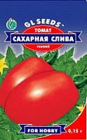 Семена томат Сахарная Слива ранний, масса 130-150 г.