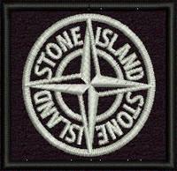 Нашивка Stone Island (реплика)